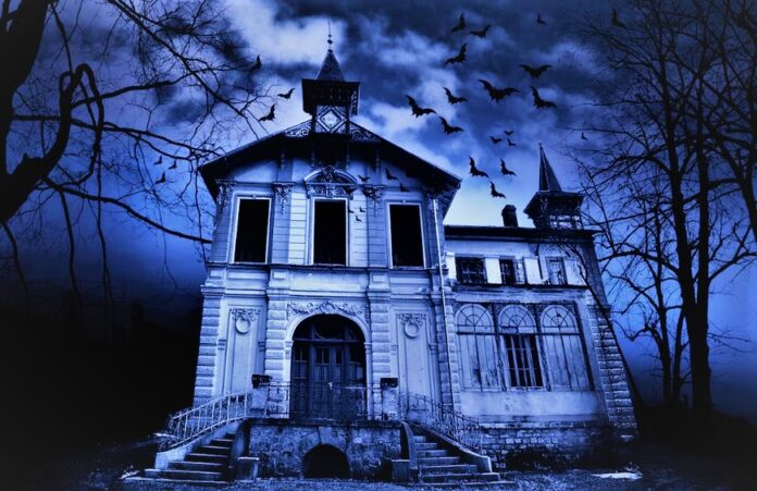 5 haunted hotels in United States of America