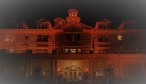 haunted hotel in america