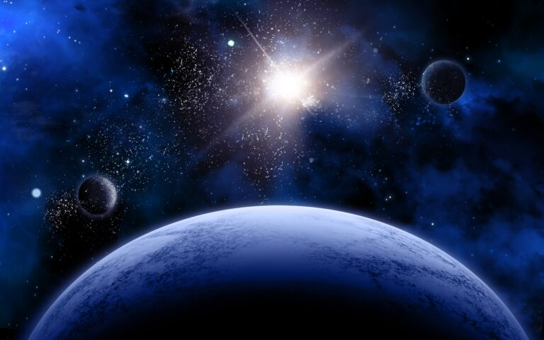 Reunion of two planets in 2020-Jupiter and Saturn will be twofold planets in the sky