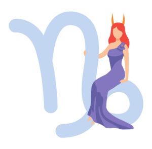 Capricorn earth zodiac sign