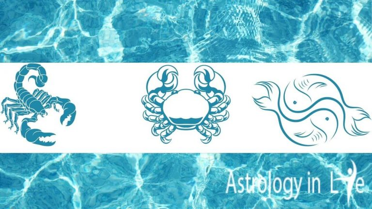 Everything know about Water Zodiac Signs