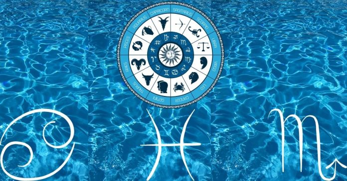 What are Water signs in Astrology